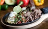Up to 35% Off Mexican Cuisine at El Jefe Restaurant