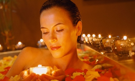 Couple's Massage Package, Pool Day, and Champagne at Spa Atlantic at The Atlantic Resort & Spa (Up to 35% Off)
