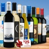 Up to 64% Off 15 Bottles of Wine & Voucher from Heartwood & Oak