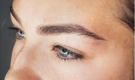 $219 for HD Microblading for Eyebrows and Touch-Up Session at W-Brow Studio($499 Value) b090170e-3b56-4c5d-b7ad-39fc6a080768