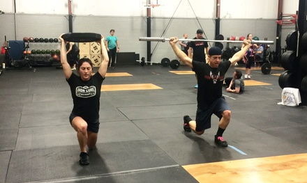 Four Weeks of Gym Membership at Iron Core CrossFit (50% Off)