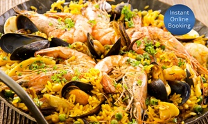 Iberico - Newtown: $55 for $100 to Spend on Spanish Cuisine and Drinks for Minimum 2 People at Iberico - Newtown