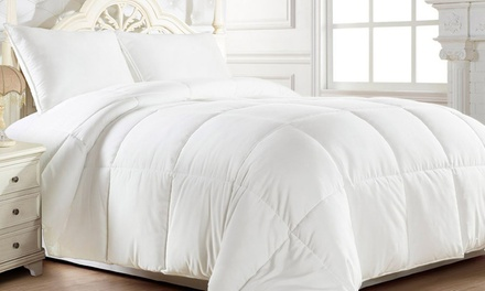 From $44 for a 500GSM Winter 50% Duck Feather and 50% Down Quilt (Don't Pay up to $219)
