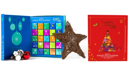 One or Two BookStyle Tea Advent Calendars