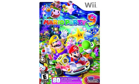 Mario Party 9 for Nintendo Wii