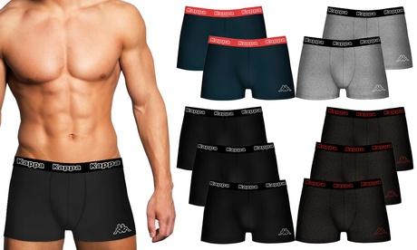 Pack de 10 boxers Kappa Oferta en Groupon