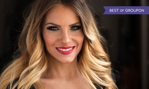 AnTina's Salon & Boutique: Haircut with Optional Partial Highlights of All-Over Color at AnTina's Salon & Boutique (Up to 50% Off)