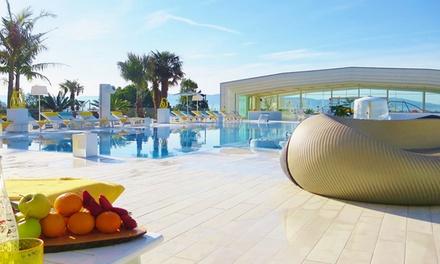 Circuito spa de 3 horas de duración para 2 personas con opción a almuerzo o cena desde 29,90 € en Augusta Spa Resort