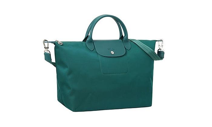 ... Longchamp Le Pliage Néo Large Bag