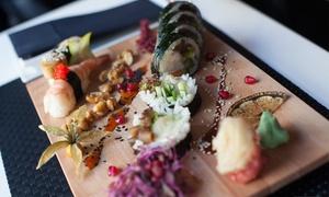 Tokyo Sushi: Japońskie przysmaki: 65 zł za groupon wart 100 zł i więcej do wydania na dowolne sushi w Tokyo Sushi w Gdyni (-35%)