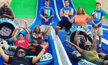 Half-Hour Outdoor Tubing Wristband for One, Two, or Four at Rowdy Bear (Up to 23% Off)