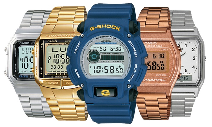 Multifunción Relojes Goods Goods Multifunción CasioGroupon Relojes CasioGroupon QBWCxeordE