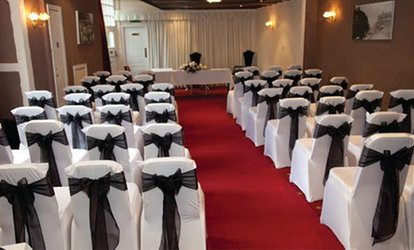 Wedding Package for Up to 50 Day and 100 Evening Guests at Best Western Old Mill Hotel and Leisure Club