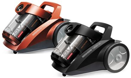 Aspirateur sans sac double cyclone Redmond 1200W, coloris au choix, à 69,90 €