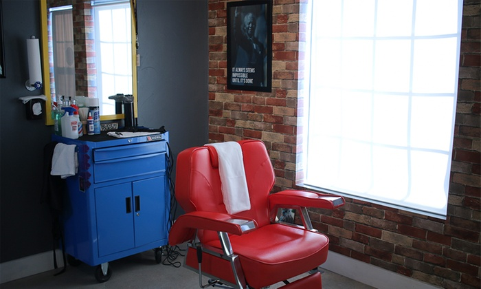 Faded Dome Barber Shop - Faded Dome Barber Shop: $10 for $20 Worth of Services — Faded Dome Barber Shop
