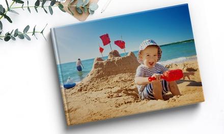 Álbum de fotos de tapa dura en tamaño A4 y A5 con Photo Gift (hasta 85% de descuento)