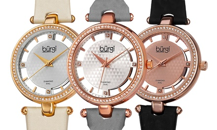 Womens Burgi Watch