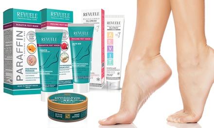 Traitement pour les pieds Revuele