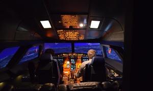 Flight Sensations Cannes: Embarquement jet, adventure, travel ou glass cockpit dès 29,90 € avec Flight Sensations