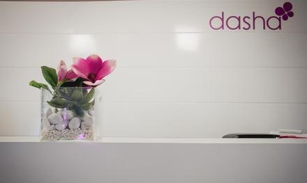1 o 2 sesiones de tratamiento facial Luxury Jett Plasma con masaje desde 34.95 € en Dasha Clínicas Alicante