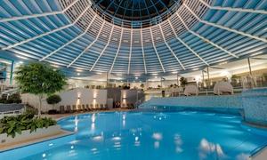Oberhof Sportstätten GmbH: Tageseintritt fürs Bad für die Familie, optional mit Sauna für 1 Person, im H2Oberhof (bis zu 33% sparen*)