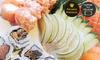 Hyodo Oriental Tasty - Goiânia: Hyodo Oriental Tasty – Setor Marista:festival executivo oriental com sobremesa para 1, 2 ou 4 pessoas