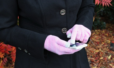 MOTA Luxury Hypoallergenic Winter Touchscreen Gloves