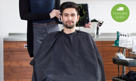 A Men's Haircut and Shave from The Barbershop by Salon Inga' (55% Off)