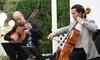 Zuill Bailey, Cello & David Leisner, Guitar in Concert  - Multiple Locations: Zuill Bailey, Cello & David Leisner, Guitar in Concert (October 17 at 7:30 p.m. and October 18 at 2 p.m.)