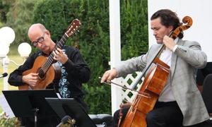Zuill Bailey, Cello & David Leisner, Guitar in Concert : Zuill Bailey, Cello & David Leisner, Guitar in Concert (October 17 at 7:30 p.m. and October 18 at 2 p.m.)
