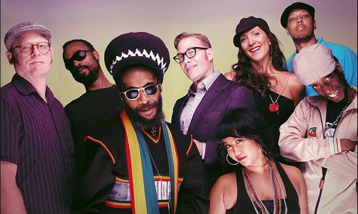 Easy Star All-Stars: Dub Side of the Moon Anniversary Tour - Amityville: Easy Star All-Stars: Dub Side of the Moon Anniversary Tour on March 27 (Up to 50% Off)
