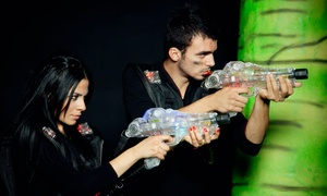 Funtime 4 Kidz: One Hour of Laser Tag for One ($12) or Two Children ($23) at Funtime 4 Kidz (Up to $44 Value)