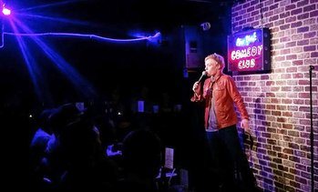 New York Comedy Club – Up to 96% Off Standup