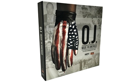 O.J.: Made in America DVD and Blu-ray Set a624ec20-6a3a-11e6-aa34-00259069d7cc