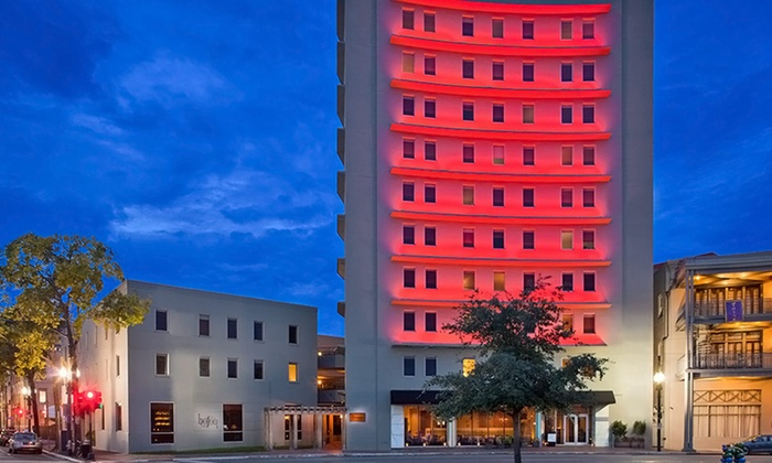 The Hotel Modern New Orleans - New Orleans, LA: Stay at The Hotel Modern New Orleans with $25 toward food and drinks