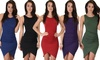 Lyss Loo Bodycon Ruched Midi Dress: Lyss Loo Bodycon Ruched Midi Dress