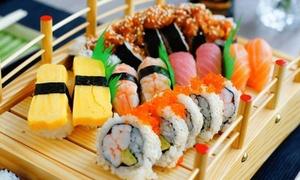 Koku Sushi Kirkcaldy: Sushi for One or Two People at Koku Sushi Kirkcaldy