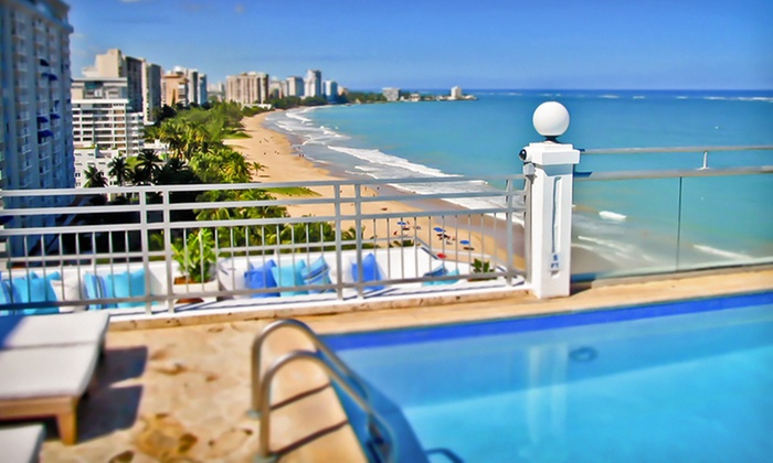 San Juan Water Beach Club Hotel Puerto Rico 3