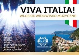 """Operoteka: Od 79,90 zł: bilet na koncert """"Viva Italia - widowisko muzyczne'' – 3 miasta"""