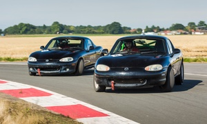 DRIFT LIMITS: 10 Laps Drifting Experience from £49 at Drift Limits (51% Off)