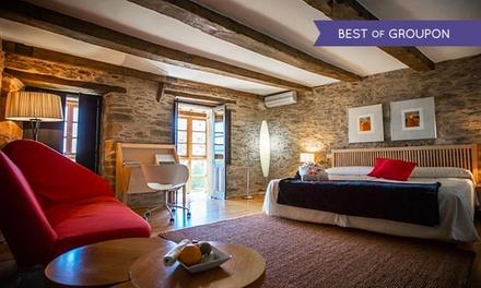 Puebla de Sanabria: 1 o 2 noches en suite con bañera hidromasaje y cesta de frutas en la posada real La Cartería 5*