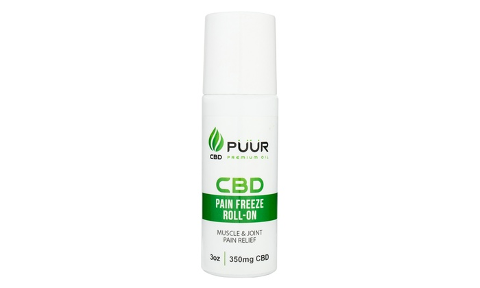 cbd roll on for pain