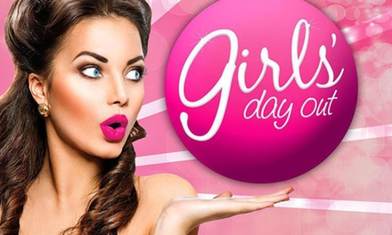 Girls' Day Out Show Entry with Two Cocktails, Sunday 2 December at SECC Glasgow