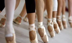 Ballet Nouveau: $15 for $50 Worth of Services — Ballet Nouveau