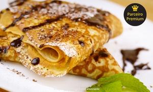 By Gastro Festas e Eventos: By Gastro: buffet de crepes em domicílio para 50, 80 ou 100 pessoas
