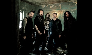 Korn & Breaking Benjamin: Nocturnal Underground Tour with Motionless in White & Silver Snakes: Korn & Breaking Benjamin: Nocturnal Underground Tour with Motionless in White & Silver Snakes on October 18 at 6 p.m.
