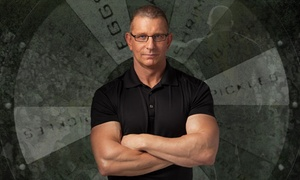 Robert Irvine : Chef Robert Irvine Live! on Friday, December 4, at 8 p.m.