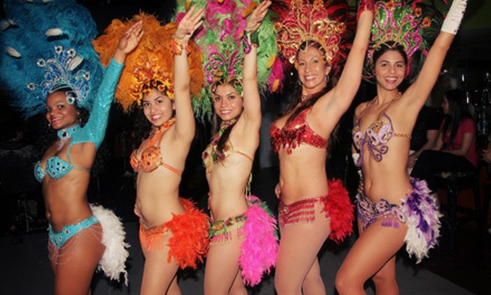 6th Annual Houston Brazilian Carnaval - Woodlake - Briar Meadow: 6th Annual Houston Brazilian Carnaval for Two or Four at G Lounge on Saturday, February 9, at 8 p.m. (Up to 53% Off)