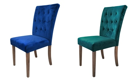 Set of Two Slyan Dining Chairs