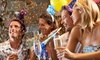 """Rock into the NYE 2014 at Tiki Bob's - Tiki Bob's: $25 for One Ticket to the """"Rock into the NYE 2014"""" Event from My Drink On (Up to $55.30 Value)"""